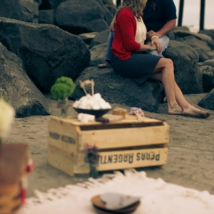 Engagement Styling | Lacey + Casey